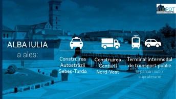 Alba Iulia_Top 3 Proiecte