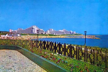 Aurora litoralului românesc - Anii 70
