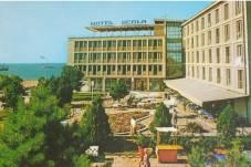 Mangalia - Hotel Scala - 1982