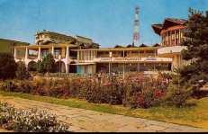 Mangalia restaurant Cazino anii 70