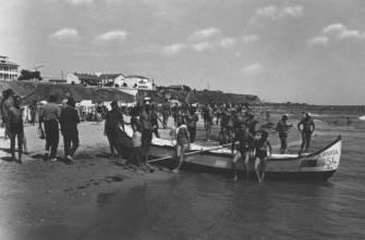 Plaja Mangalia - 1938
