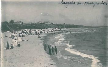 Plaja din Mangalia 1930