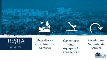 Resita_Top 3 Proiecte