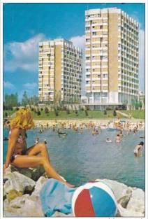 Saturn - Hotelurile Diana și Atena 1974