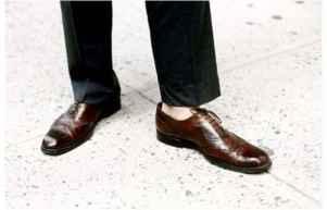 Pantofi fără șosete...