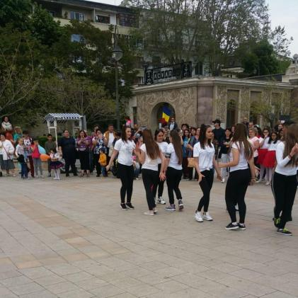 FLASH MOB POLITETE3