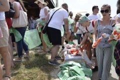 Mangalia campanie de igienizare pe plajă-02