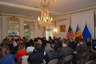 Succes pentru companiile româneşti participante la Summit-ul de investiții SelectUSA2