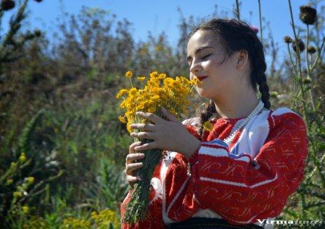 Valerian Șarînga- Sanzienele in Vama-16