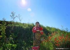 Valerian Șarînga- Sanzienele in Vama-24