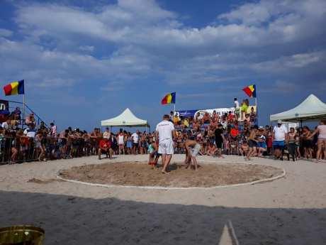 Clubul Sportiv Poseidon CN Lupte pe Plajă U15 și U13-11