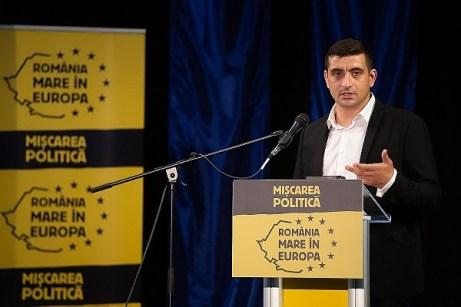 George Simion_mișcarea politică România Mare în Europa
