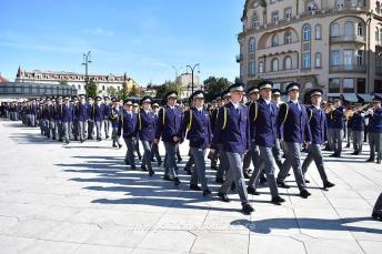 nouă promoţie politisti frontieră Oradea (11)