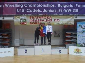 Clubul Sportiv Poseidon Avem două Campioane Balcanice la Lupte2