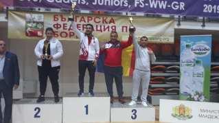 Clubul Sportiv Poseidon Avem două Campioane Balcanice la Lupte4