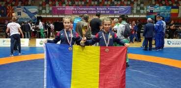 Clubul Sportiv Poseidon Avem două Campioane Balcanice la Lupte5