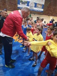 Clubul Sportiv Poseidon campioni Medgidia