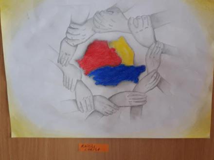 Colegiul Economic Mangalia - Uniţi în cuget şi simţiri (6)