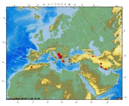 cutremur albania 26nov2019