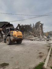 demolare baraci mangalia5