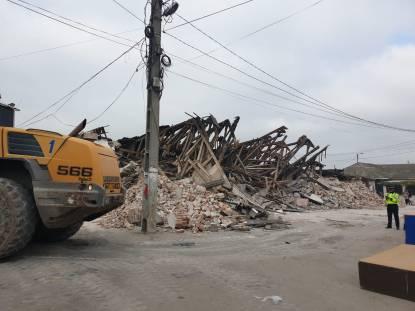 demolare baraci mangalia8