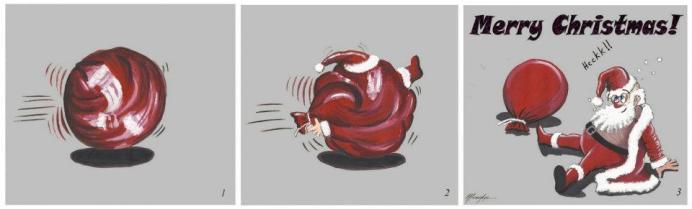 Caricaturiștii lumii & Merry Christmas-11