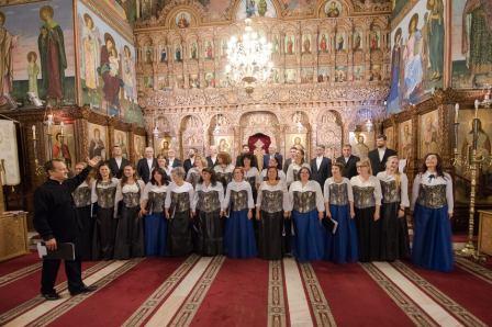 Corul Song în concert 9 dec2019 Biserica Sf. Elefterie din Bucuresti-3