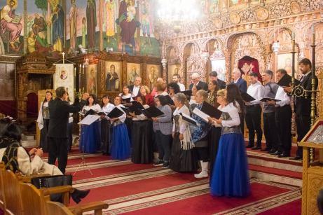 Corul Song în concert 9 dec2019 Biserica Sf. Elefterie din Bucuresti-4