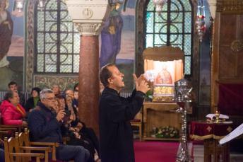 Corul Song în concert 9 dec2019 Biserica Sf. Elefterie din Bucuresti-7