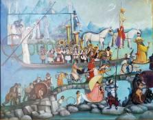 Eugeniu Barau - Nemuritorul barcagiu