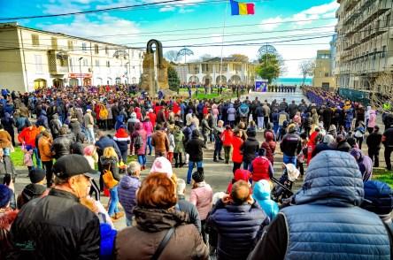 Ziua României sărbătorită la Mangalia
