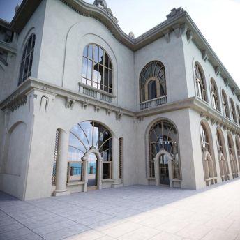 Cazinoul din Constanta - refacere7