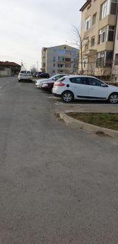 Continuă lucrările de amenajare a parcărilor de reședință - parcari-anl4