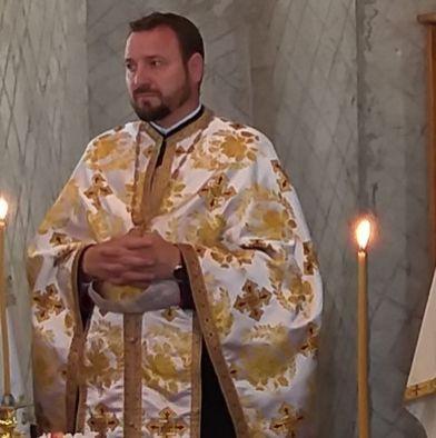 Parohia Negru Vodă - Biserica Sf Gheorghe - preot Valentin Damian