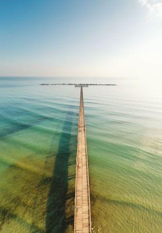 Vlad Eftenie - Morning calm blacksea ponton Mamaia