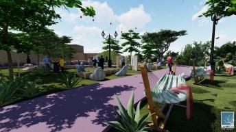 Grădina Culturală Callatis2