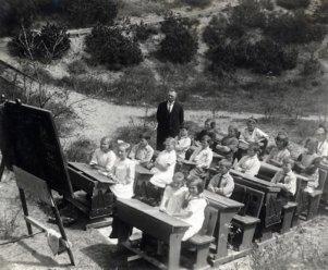 Școala în aer liber – o idee uitată6