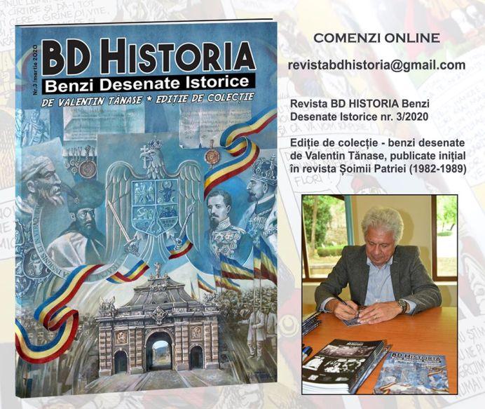 BD Historia - Benzi Desenate Istorice