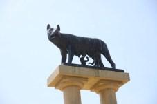 Lupa Capitolina Constanța - Romulus și Remus sunt împreună din nou6