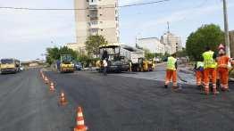 Primăria Mangalia asfaltează 17 străzi din oraș-15