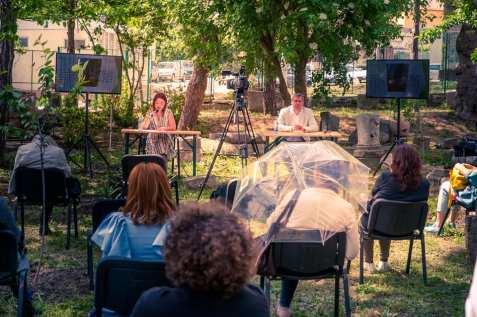 lansarea proiectului Grădina Culturală Callatis1