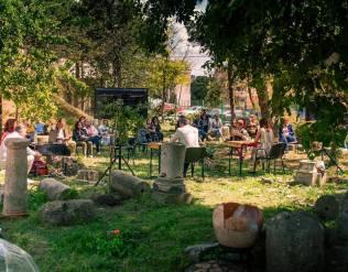 lansarea proiectului Grădina Culturală Callatis11