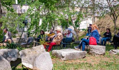 lansarea proiectului Grădina Culturală Callatis6