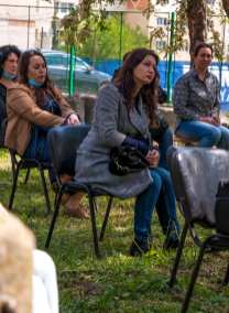 lansarea proiectului Grădina Culturală Callatis9