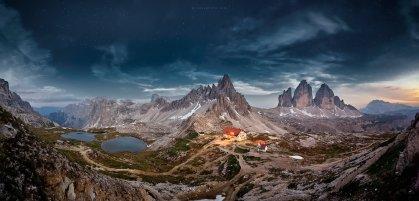 Alex Brighila - Dolomiții