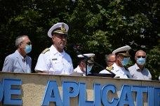 Școala de Aplicație a Forțelor Navale are un nou comandant10