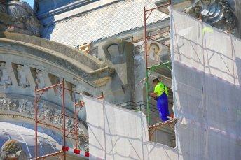 Lucrările de reabilitare a Cazinoului sunt în plină desfășurare-08