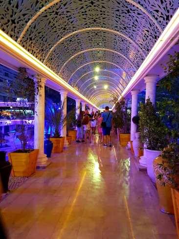 Hotelul Panoramic Olimp pe înserat-foto-Elena Stroe-24