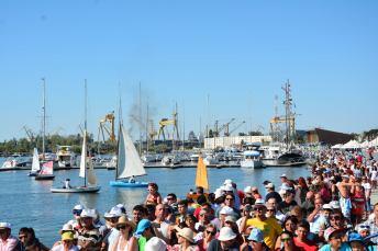Ziua Marinei la Mangalia-Portul-turistic2