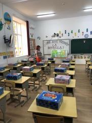 Limanu - 600 de copii incep scoala cu rechizite noi-01